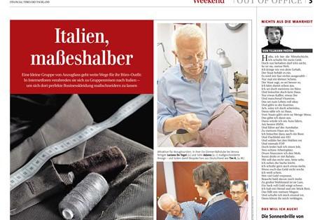 Italien maßeshalber
